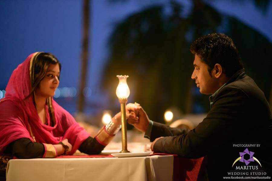 Destination wedding in Kerala