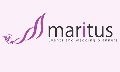 maritus wedding planners logo